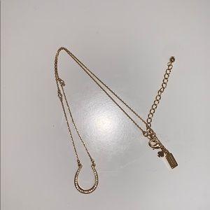 Kate spade Horseshoe necklace